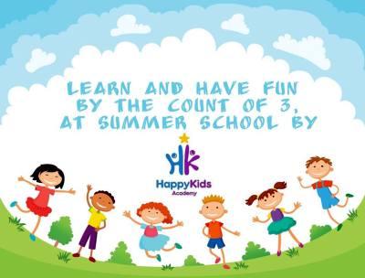 Oferta verii 2018 la Happy Kids Academy Constanta